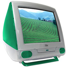 Green Imac