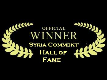 The Syria Comment Hall of Fame - Syria Comment