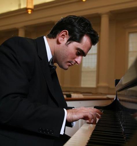 Syrian Pianist Malek Jandali