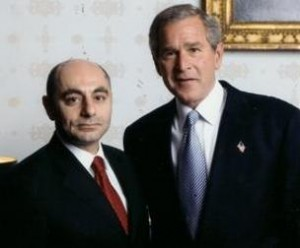 Mustapha and Bush