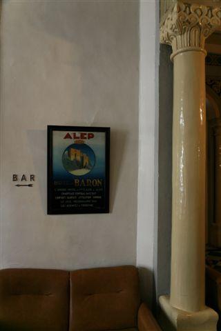 Aleppo's legendary Baron Hotel
