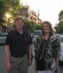 Alison Brooks and Joshua Landis 2007